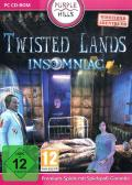 Twisted Lands: Insomniac Windows Front Cover