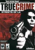 True Crime: Streets of LA Windows Front Cover