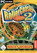 RollerCoaster Tycoon 2: Combo Park Pack Windows Front Cover