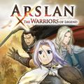 Arslan: The Warriors of Legend PlayStation 3 Front Cover