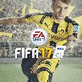 FIFA 17 PlayStation 4 Front Cover