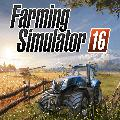 Farming Simulator 16 PS Vita Front Cover