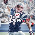 Madden NFL 17 PlayStation 4 Front Cover