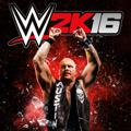 WWE 2K16 PlayStation 4 Front Cover