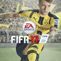 FIFA 17 PlayStation 3 Front Cover