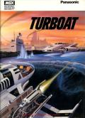 Turboat MSX Front Cover