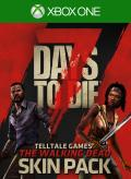 7 Days to Die: The Walking Dead Skin Pack Xbox One Front Cover