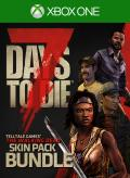 7 Days to Die: Telltale Games' The Walking Dead Skin Pack Bundle Xbox One Front Cover