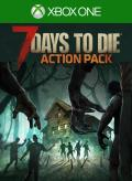 7 Days to Die: Action Pack Xbox One Front Cover