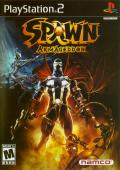 Spawn: Armageddon PlayStation 2 Front Cover
