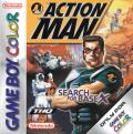 Action Man: Search for Base X Game Boy Color Front Cover