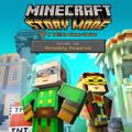 Minecraft: Story Mode - Episode 2: Assembly Required PlayStation 4 Front Cover