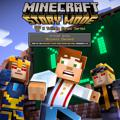 Minecraft: Story Mode - Episode 7: Access Denied PlayStation 4 Front Cover