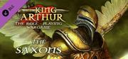 King Arthur: The Saxons Windows Front Cover