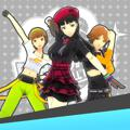 Persona 4: Dancing All Night - Original Stage Costumes Set B PS Vita Front Cover