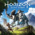 Horizon: Zero Dawn PlayStation 4 Front Cover