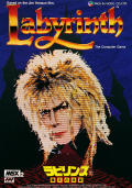 Labyrinth MSX Front Cover