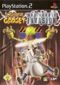 Inspector Gadget: Mad Robots Invasion PlayStation 2 Front Cover
