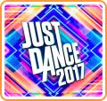 Just Dance 2017 Nintendo Switch Front Cover