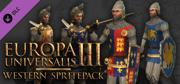 Europa Universalis III: Western Spritepack Windows Front Cover