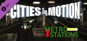 Cities in Motion: Metro Stations Linux Front Cover
