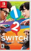 1-2-Switch Nintendo Switch Front Cover