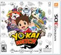 Yo-kai Watch Nintendo 3DS Front Cover