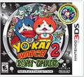 Yo-kai Watch 2: Bony Spirits Nintendo 3DS Front Cover