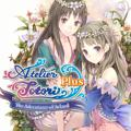 Atelier Totori Plus: The Adventurer of Arland PS Vita Front Cover