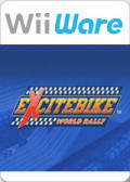 Excitebike: World Rally Wii Front Cover