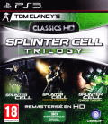 Tom Clancy's Splinter Cell Trilogy PlayStation 3 Front Cover