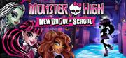 Monster High: New Ghoul in School Windows Front Cover