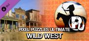Pixel Puzzles Ultimate: Wild West Windows Front Cover
