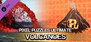 Pixel Puzzles Ultimate: Volcanoes Windows Front Cover