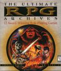 The Ultimate RPG Archives DOS Front Cover