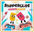 Snipperclips: Cut it out, together! Nintendo Switch Front Cover