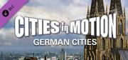Cities in Motion: German Cities Linux Front Cover
