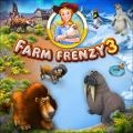 Farm Frenzy 3 PlayStation 3 Front Cover