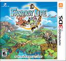 Fantasy Life Nintendo 3DS Front Cover