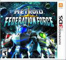 Metroid Prime: Federation Force Nintendo 3DS Front Cover
