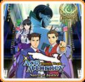 Phoenix Wright: Ace Attorney - Spirit of Justice Nintendo 3DS Front Cover