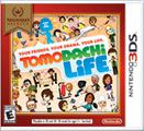 Tomodachi Life Nintendo 3DS Front Cover