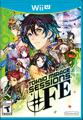 Tokyo Mirage Sessions ♯FE Wii U Front Cover