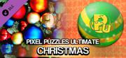 Pixel Puzzles Ultimate: Christmas Windows Front Cover