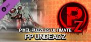 Pixel Puzzles Ultimate: PP UndeadZ Windows Front Cover