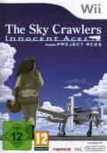 The Sky Crawlers: Innocent Aces Wii Front Cover