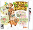 Story of Seasons Nintendo 3DS Front Cover