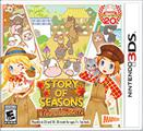 Story of Seasons: Trio of Towns Nintendo 3DS Front Cover