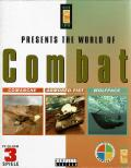World of Combat DOS Front Cover