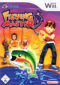 Fishing Master Wii Front Cover